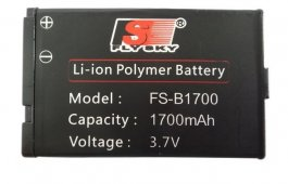 FLY-SKY LiPo battery for iT4s