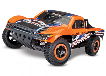 Orange Traxxas Slash