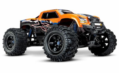 Traxxas xmaxx orange-x